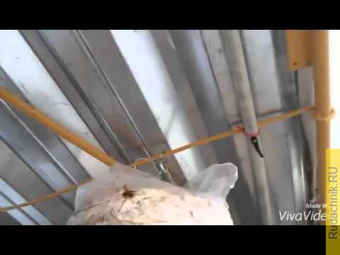 Embedded thumbnail for Грибная колыбель для Вешенки (схема + видео прилагается)