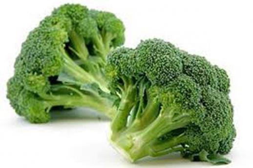 Крупные головки у капусты брокколи. Как вырастить крупные головки у капусты брокколи.