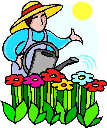 Работы в сады и на огороде весной.