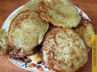 Рецепт драников, драники картофельные.
