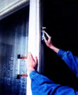 Если дверь заклинило